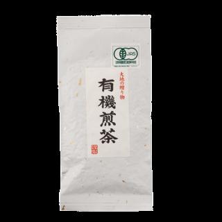 松浦製茶の有機煎茶(80g)