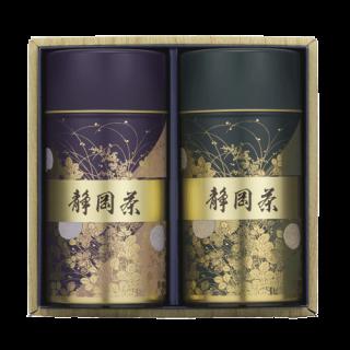 萩花の宴缶 緑粋200g×2缶