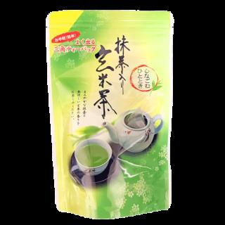 抹茶入玄米茶ティーバッグ(5g×15個)