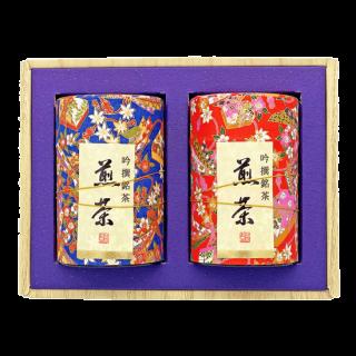 高級和紙缶 魁65g×2缶