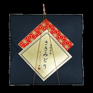 さきみどりティーバッグ(5g×2個)