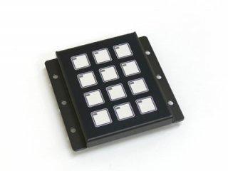 LED照光式12キー5V LFB-12MS-5