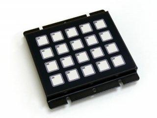 LED照光式20キー24V LFB-20MS-24