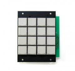 組込型 16キーマトリクス回路