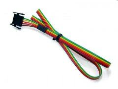 L-05-500 コネクターケーブル5芯500mm