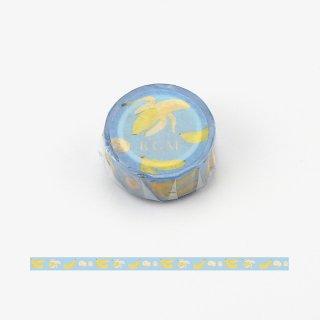 マスキングテープ【ライフ バナナ】15mm
