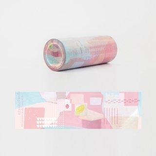 マスキングテープ【ライフ 少女の夢】100mm