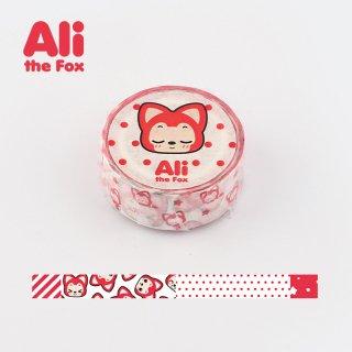 Ali マスキングテープ ・Aliパターン