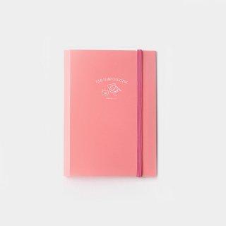 クリアスタンプ・ファイル 【 ピンク】