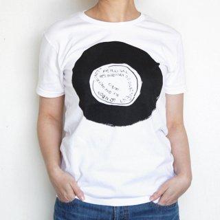 CLASKA レコードTシャツ レディース