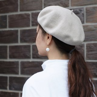 CLASKA ベレー帽 レディース