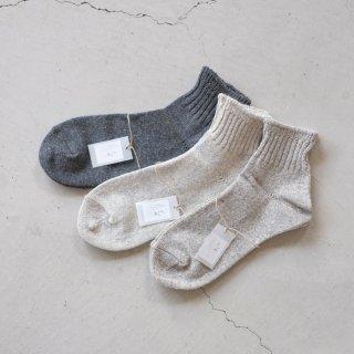 evam eva  recycled cotton short socks V181Z928