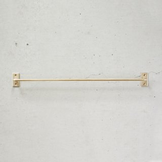千葉工作所 Towel Holder Brass-M (真鍮)