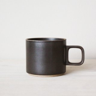 HASAMI PORCELAIN MUG CUP S 330ml ブラック HPB019
