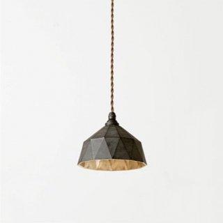FUTAGAMI 真鍮製ランプシェード ブラック