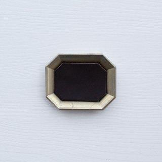 FUTAGAMI 真鍮トレー用レザーマット S