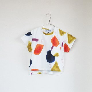 『arkakama』20SS / COTTON SPDX WIDE Tee POCKET (PARTYPARTY) AKT00351-2