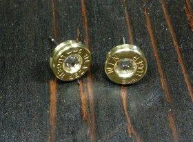 9mm Luger クリスタルダイヤ4月