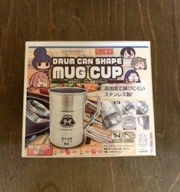 ゆるキャン△ ドラム缶型マグカップ 野外活動サークル備品Ver.