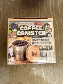 ゆるキャン△ コーヒーキャニスター