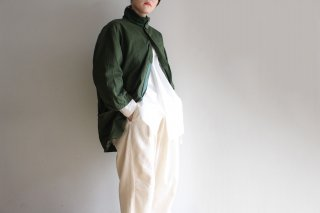 Remake by catta-08 Swedish Military Shirts(Khaki)