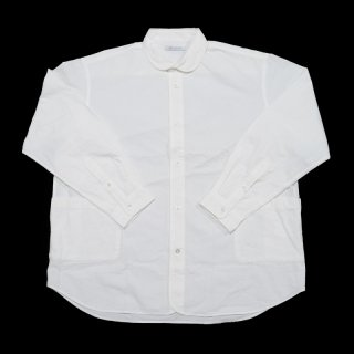 <img class='new_mark_img1' src='https://img.shop-pro.jp/img/new/icons3.gif' style='border:none;display:inline;margin:0px;padding:0px;width:auto;' />SIDE POCKET SHIRTS-RIP STOP(WHITE)