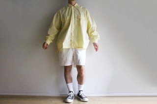 W POCKET SHIRTS-100/2 CHAMBRAY(YELLOW)