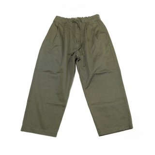 <img class='new_mark_img1' src='https://img.shop-pro.jp/img/new/icons3.gif' style='border:none;display:inline;margin:0px;padding:0px;width:auto;' />2TUCK BAGS EASY PANTS-VINTAGE CHINO(OLIVE)