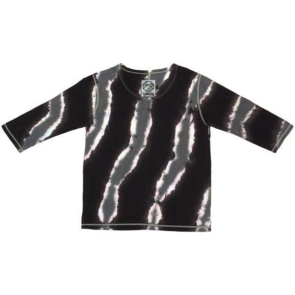 【SANGOU】×【まり木綿】伊勢木綿Tシャツ