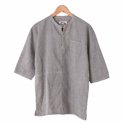 【SANGOU】×【キビツミ】伊勢木綿Tシャツ