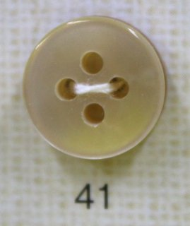 プラスチックボタン ベーシック ES113