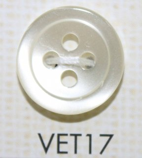 プラスチックボタン ベーシック VE_17