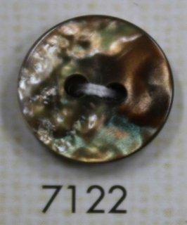 プラスチックボタン デザインボタン 7122