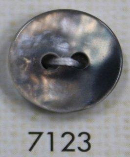 プラスチックボタン デザインボタン 7123