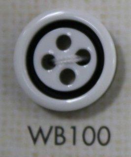 プラスチックボタン デザインボタン WB100