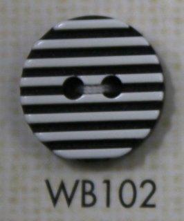 プラスチックボタン デザインボタン WB102