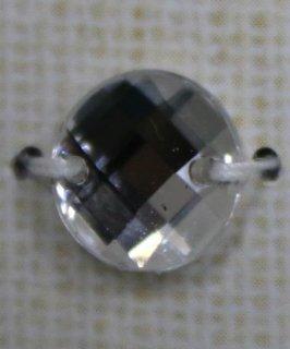 プラスチックボタン ミラー・透明・半透明 PR700