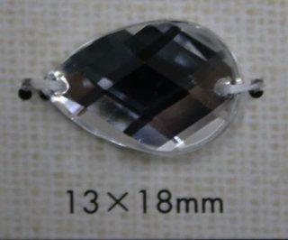 プラスチックボタン ミラー・透明・半透明 PR702