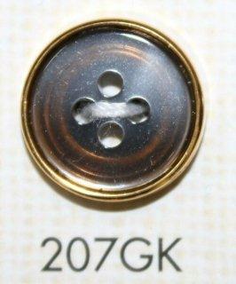 ラージボタン 207GK
