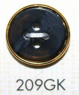 ラージボタン 209GK