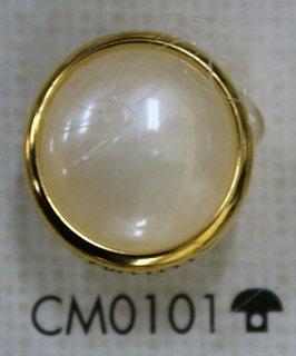デザインボタン(変型)CM0101 G