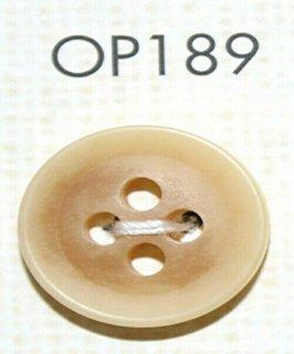 ラージボタン OP189