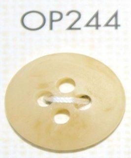 ラージボタン OP244