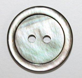 貝ボタン シェルボタン 黒蝶貝 No1702