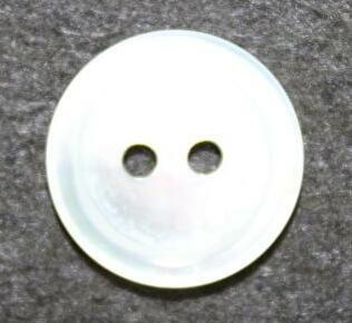 貝ボタン シェルボタン 白蝶貝 No1702