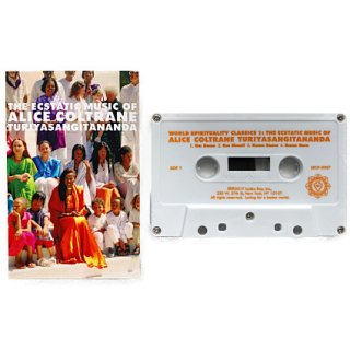 World Spirituality Classics 1: <br>The Ecstatic Music Of Alice Coltrane Turiyasangitananda