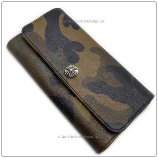クロムハーツ 財布(Chrome Hearts)ジュディ タンクカモ レザー【クロム・ハーツ】【クロムハーツ財布】【名古屋】