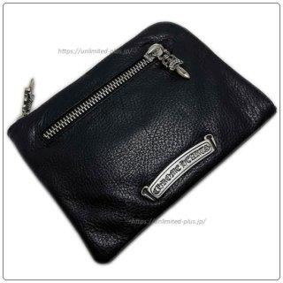 クロムハーツ 財布(Chrome Hearts)2サイド ジップ ウォレット 3クロス パッチーズ【クロム・ハーツ】【クロムハーツ財布】【名古屋】