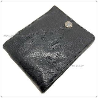 クロムハーツ 財布(Chrome Hearts)ウォレット キャッシング イン ブラック ヘビーレザー【クロム・ハーツ】【クロムハーツ財布】【名古屋】