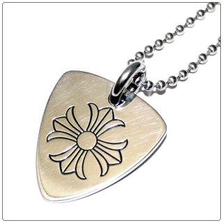 クロムハーツ(Chrome Hearts)ペンダント ギター ピック チャーム CHプラス  (ネックレス)【クロム・ハーツ】【クロムハーツ財布】【名古屋】
